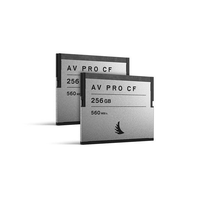Angelbird URSA Pack (2x CF256GB)