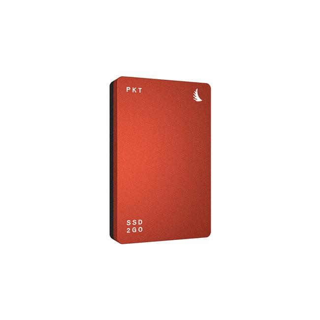 Angelbird SSD2go PKT 1 TB Red