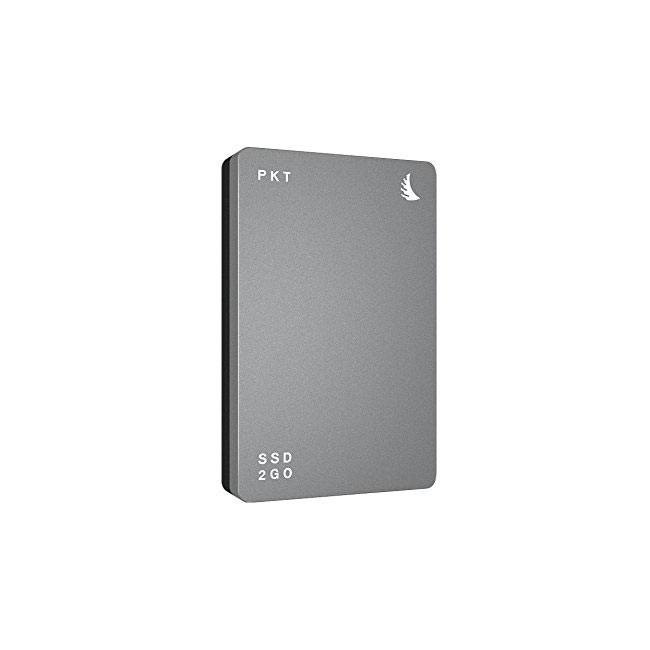 Angelbird SSD2go PKT 256 GB Graphite Grey