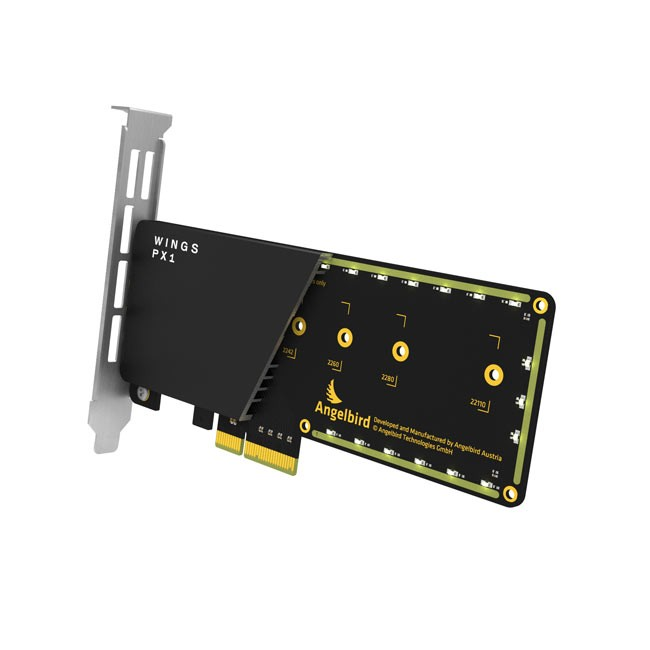 Angelbird Match Pack for Blackmagic Pocket Cinema Camera 4K (512GB SSD2go PKT | 256GB CFast)