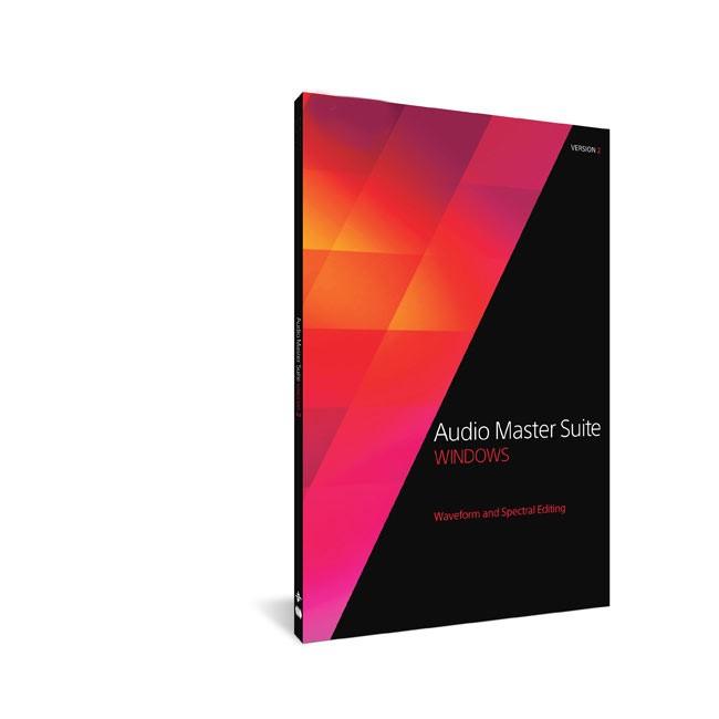 Magix Audio Master Suite 2