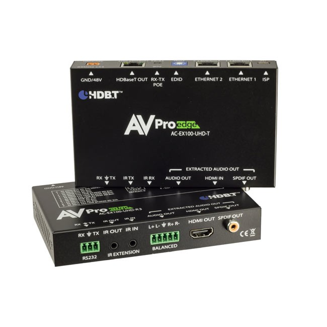 AVPro Edge 100 Meter HDBaseT Kit