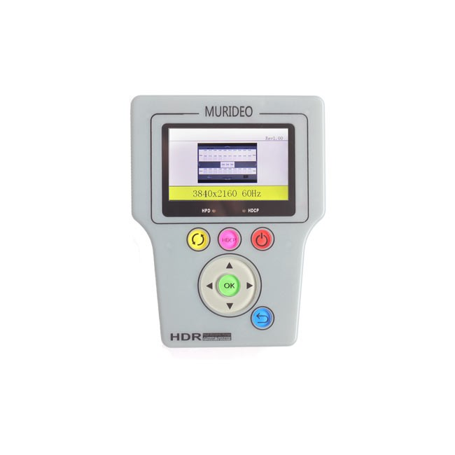 Murideo Fresco SIX-A Analyzer