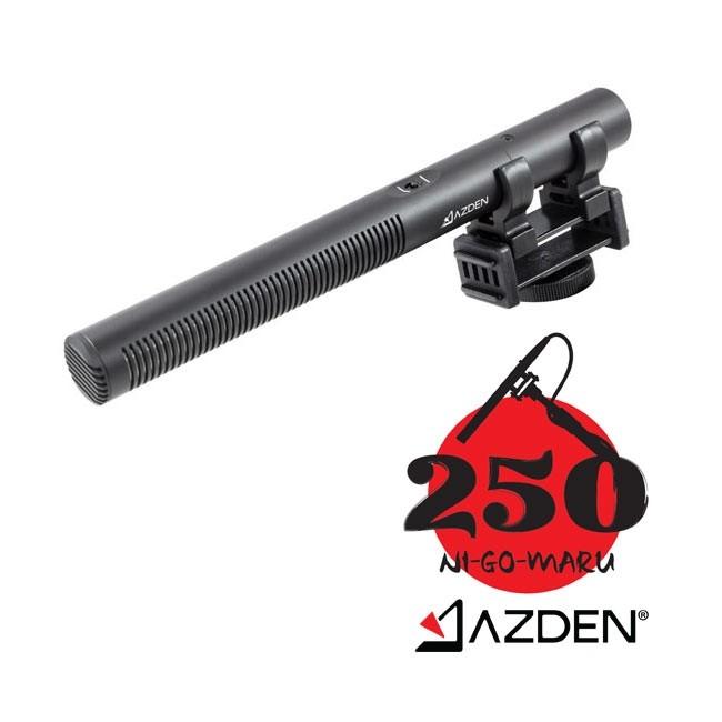 Azden Professional Shotgun Microphone