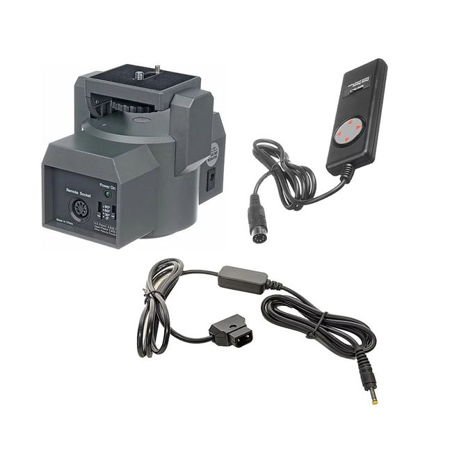 Bescor MP101 & DTAP Power Adapter Cord Kit