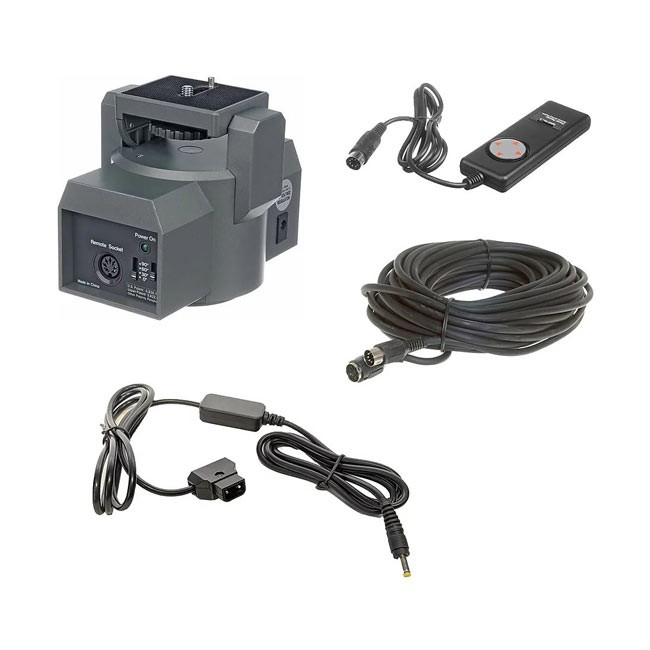 Bescor MP101, DTAP Power Adapter Cord Kit & 50' Remote Extension Cord
