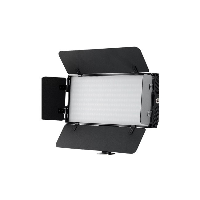 Bescor Metal Construction Digital Display 250W Bi-Color LED Light