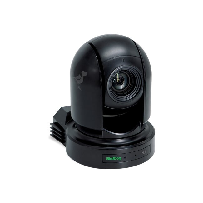 BirdDog Eyes P200 1080P Full NDI PTZ Camera with Sony Sensor & HDMI/3G-SDI (Black)