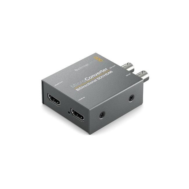 Blackmagic Micro Converter - BiDirectional SDI/HDMI with Power Supply