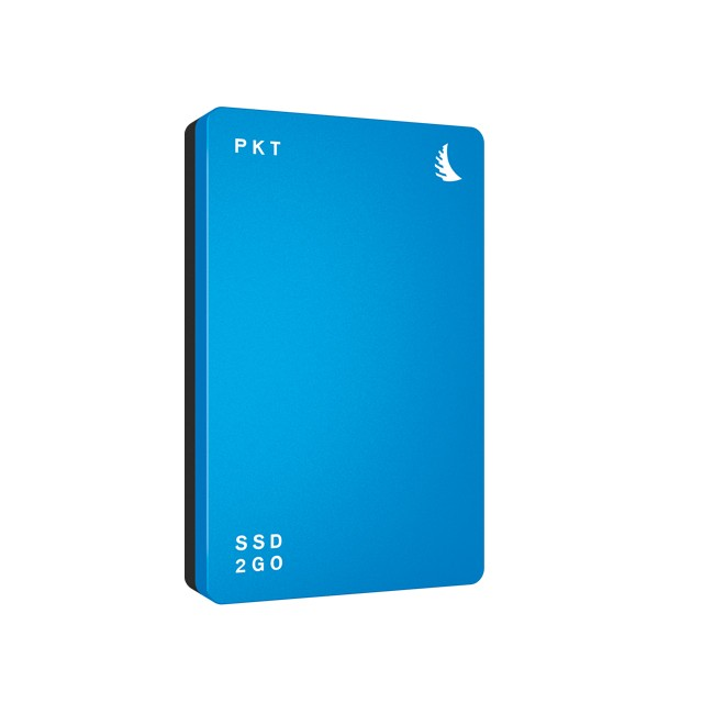 Angelbird SSD2go PKT 256 GB Blue