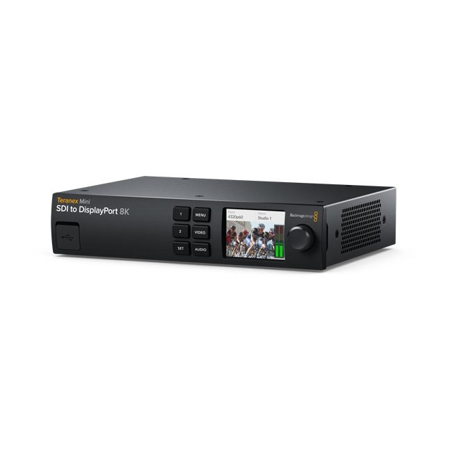 Blackmagic Design Teranex Mini - SDI to DisplayPort 8K HDR