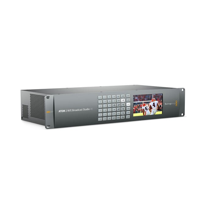 Blackmagic ATEM 2 M/E Broadcast Studio 4K