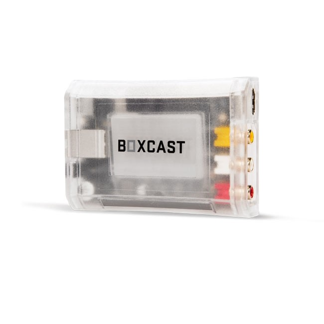 BoxCast BoxCaster - Automated Live Streaming Encoder
