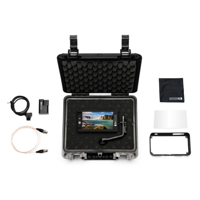 SmallHD 502 Bright Full HD On-Camera Monitor Bundle