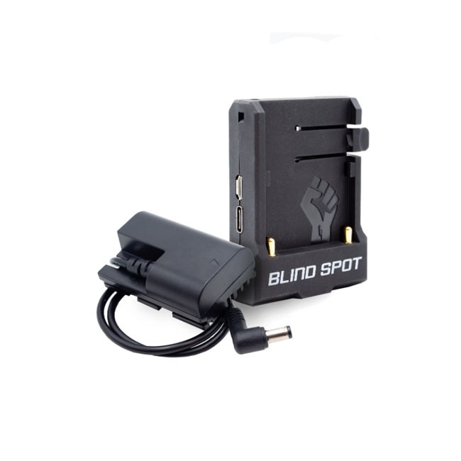 Blind Spot Power Junkie and Dummy Battery (Canon LP-E6) Bundle