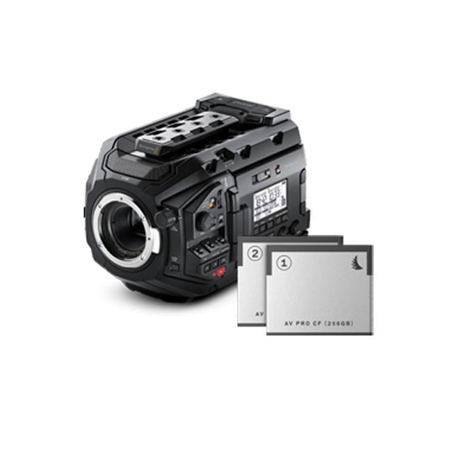 Blackmagic URSA Mini Pro Match Pack Bundle