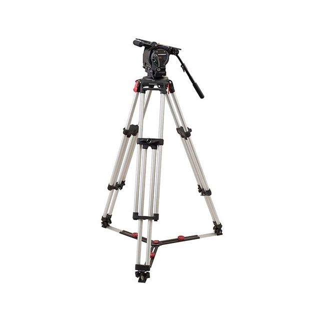 OConnor 2575D Head & Cine 150mm Bowl Tripod with Floor Spreader