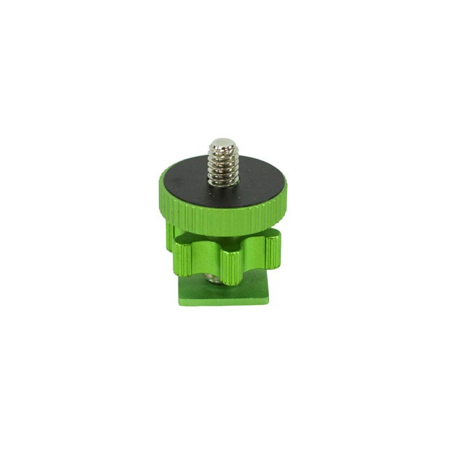 Cam Caddie 4'' 1/4-20 Flashner Kit (Green)