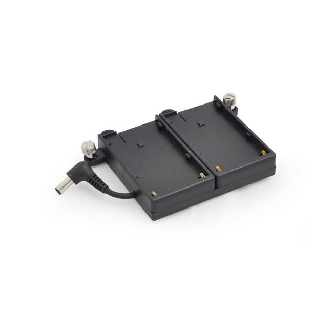 Cineroid LM200 Battery Mount for NPF L