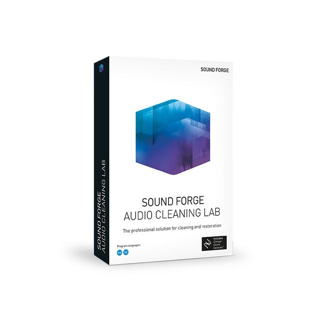 Magix Sound Forge Audio Cleaning Lab ESD