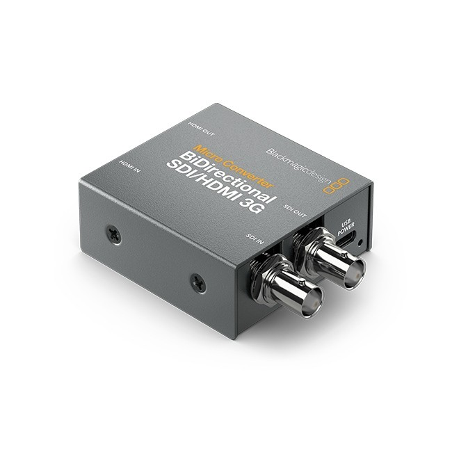 Blackmagic Design Micro Converter - BiDirectional SDI/HDMI 3G with Power Supply