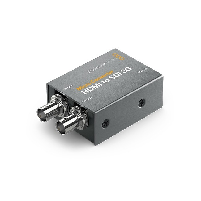Blackmagic Design Micro Converter - HDMI to SDI 3G with Power Supply