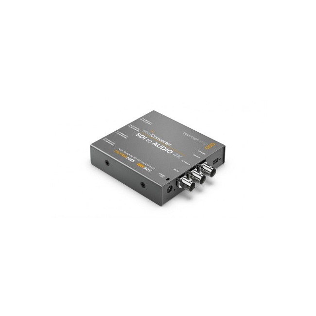 Blackmagic Design Mini Converter - SDI to Audio 4K