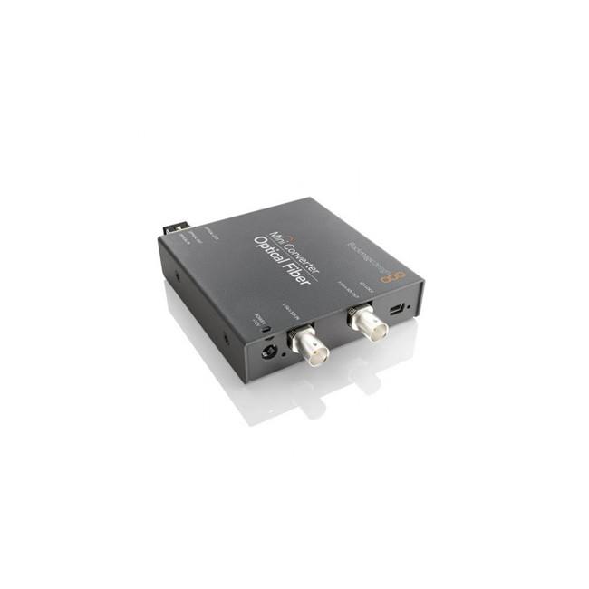 Blackmagic Mini Converter - Optical Fiber