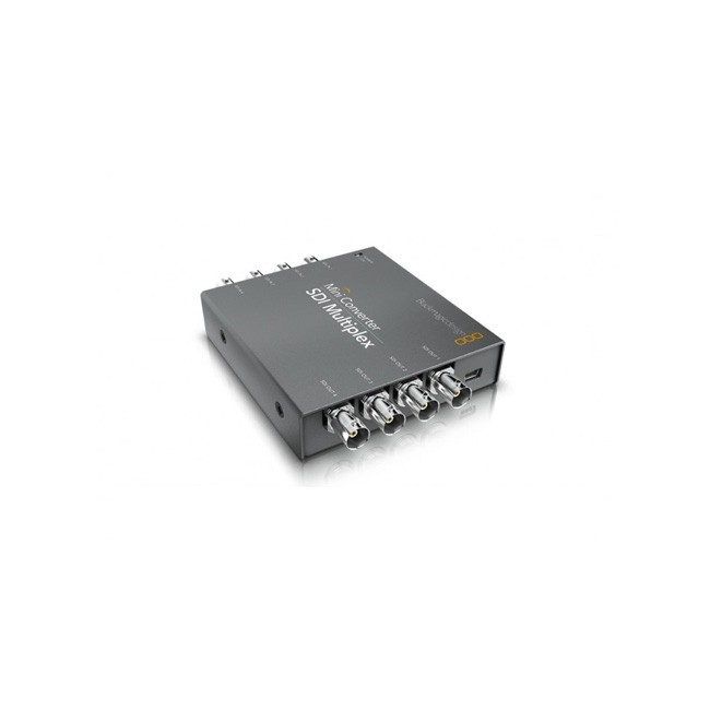 Blackmagic Mini Converter - SDI Multiplex 4K