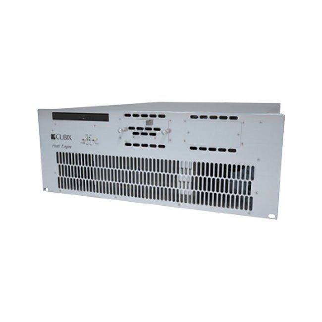 Cubix HostEngine 4U 19'' Rack Workstation (2x Intel Xeon E5-2698v4)