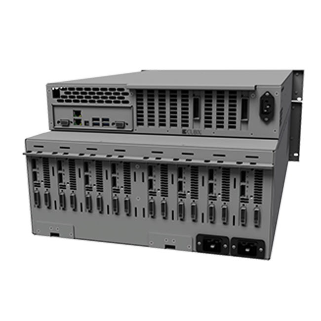 Cubix Linux2U Rackmount 8 4U Base Model