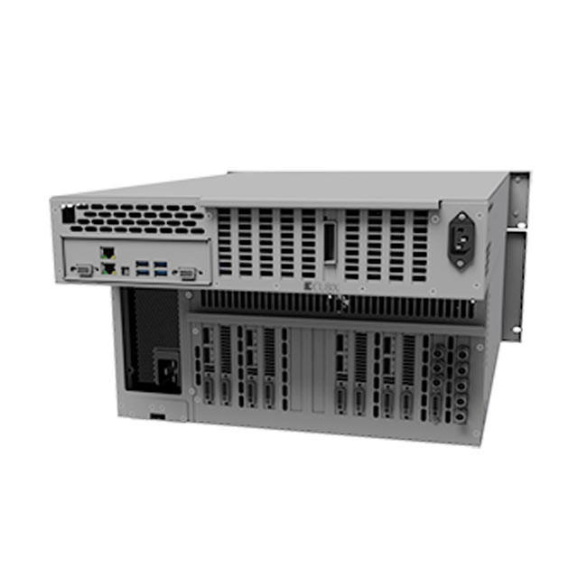 Cubix Linux2U Rackmount Elite Base Model