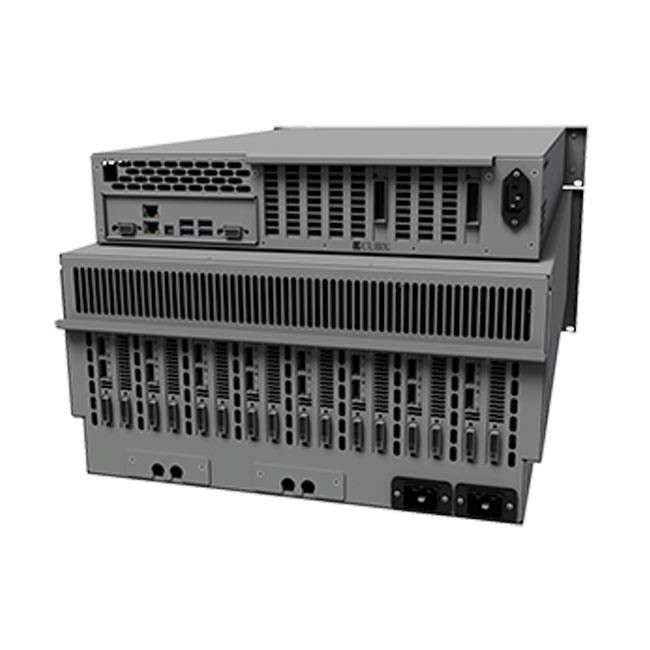 Cubix Win2U Rackmount 8 5U Base Model