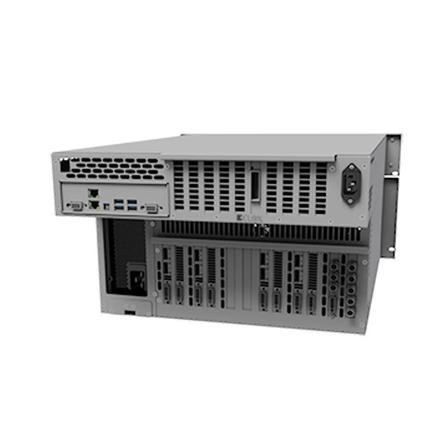 Cubix Win2U Rackmount Elite Base Model