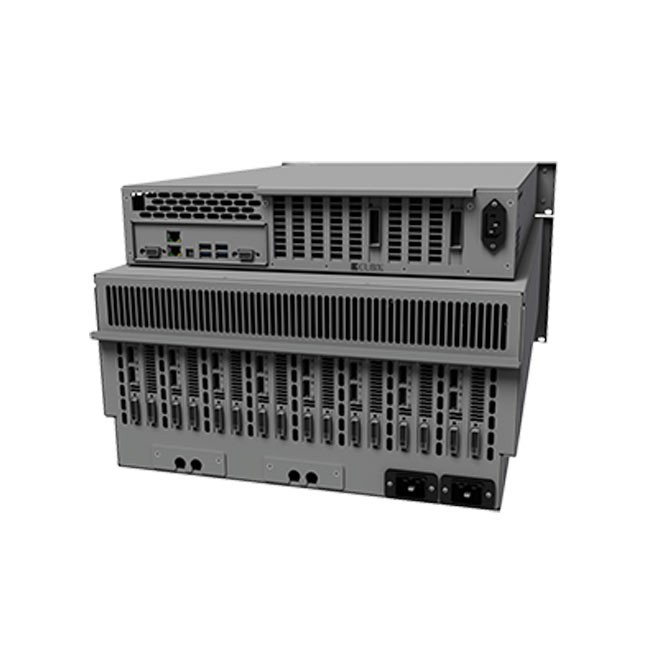 Cubix RPS Linux3U Rackmount 8 5U Base Model (Redundant Power Supply, both HE & Xpander)