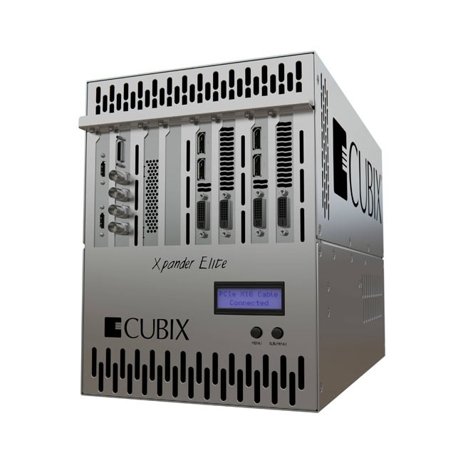 Cubix Xpander Desktop ELT / Gen3 for HPC Apps (1600W)