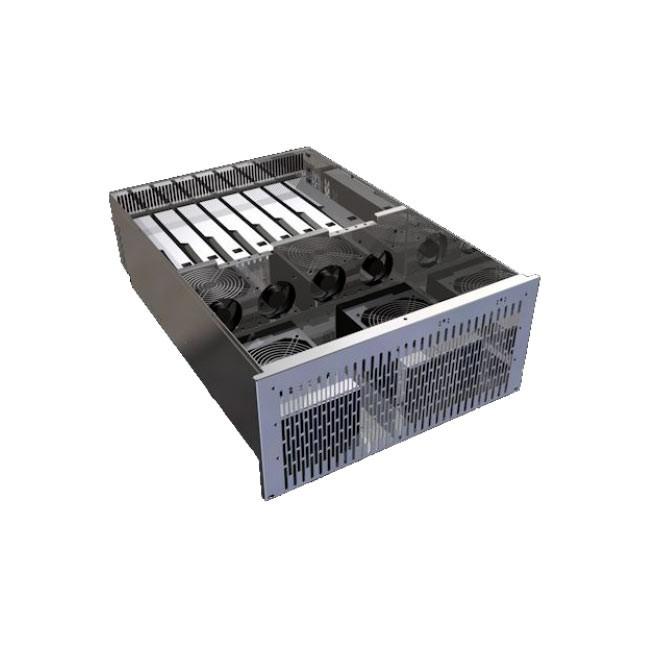 Cubix Xpander Rackmount 8 - Gen3 PCIe (4U)