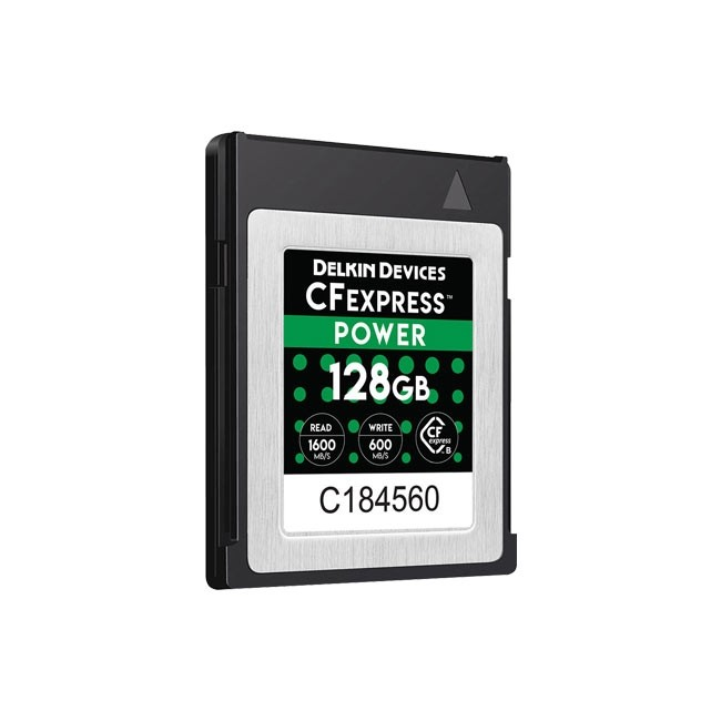 Delkin Devices POWER CFexpress™ Memory Card (128GB)