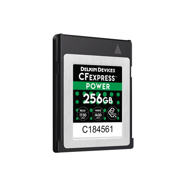Delkin Devices POWER CFexpress™ Memory Card (256GB)