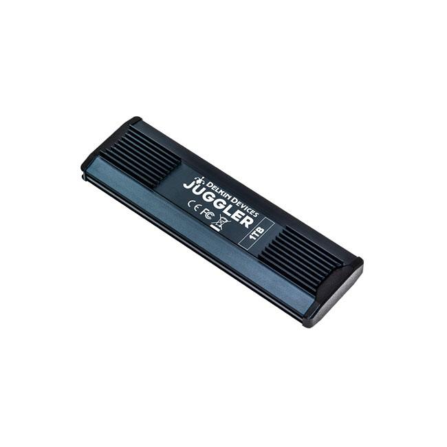 Delkin Devices Juggler™ USB 3.2 Type-C Portable Cinema SSD Drive (1TB)