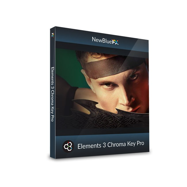 NewBlue Elements 3 Chroma Key Pro ESD