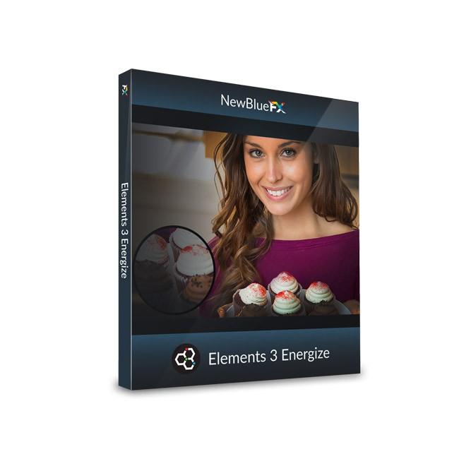 NewBlue Elements 3 Energize ESD