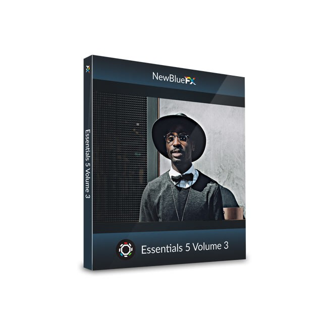 NewBlue Essentials 5: Volume 3 ESD