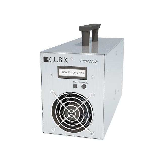 Cubix Xpander Fibernode (with 4 xcvr, Nvidia Quadro M4000, Audio, 2xUSB, HIC)