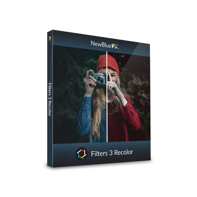 NewBlue Filters 5 Recolor ESD
