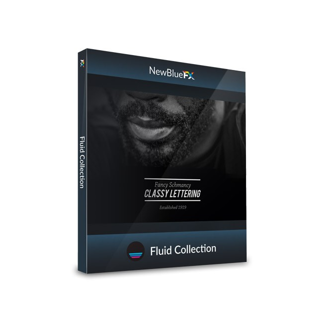 NewBlue Fluid Collection ESD