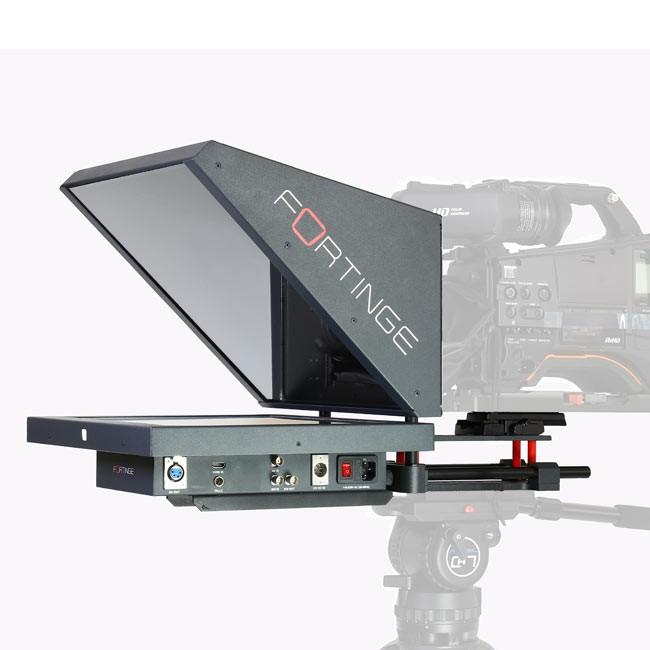 Fortinge ERA 21HB 21'' Studio Prompter Set with SDI Input & Output, Tally & Talent Monitor (High Brightness)