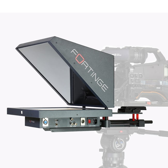 Fortinge ERA 17HB 17'' Studio Prompter Set with SDI Input & Output, Tally & Talent Monitor (High brightness)