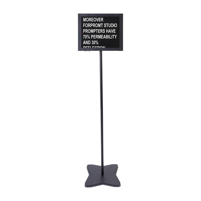 Fortinge PROM17-HB 17'' Meeting Prompter Set (High Brightness)