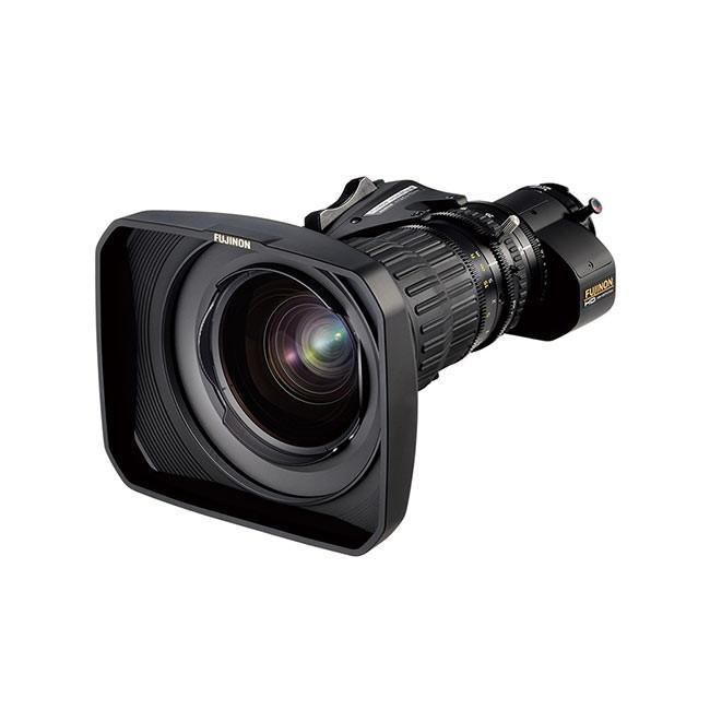 Fujinon HA18x5.5BERD-S10 2/3'' Premier Series Wide/Long Zoom Lens with 2x Extender